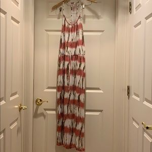Loveapella Tie-Dye Maxi Dress